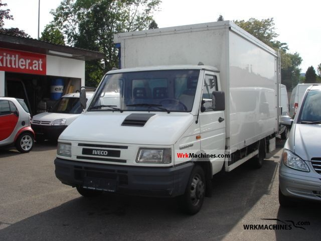 Iveco Daily 2001 Photo - 1