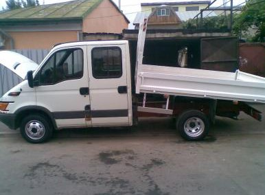 Iveco Daily 2002 Photo - 1