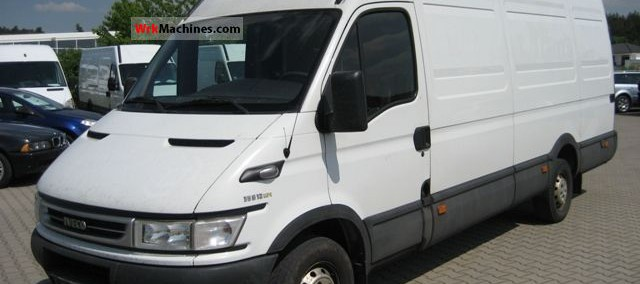 Iveco Daily 2005 Photo - 1