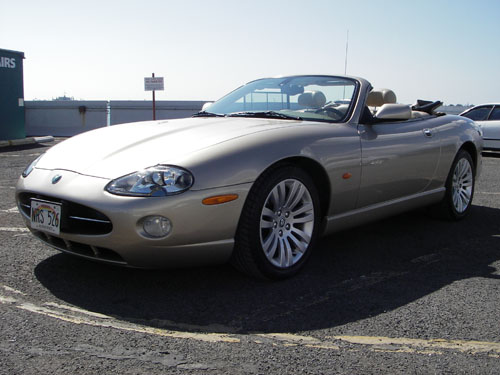 Jaguar Xk8 2005 Photo 1 Amazing Pictures And Images Look At The Car
