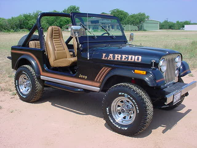 Jeep CJ7 1980 Photo - 1