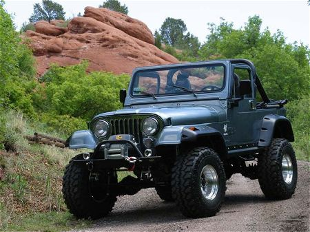 Jeep CJ7 1986 Photo - 1