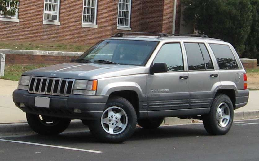 Jeep Cherokee 1987 Photo - 1
