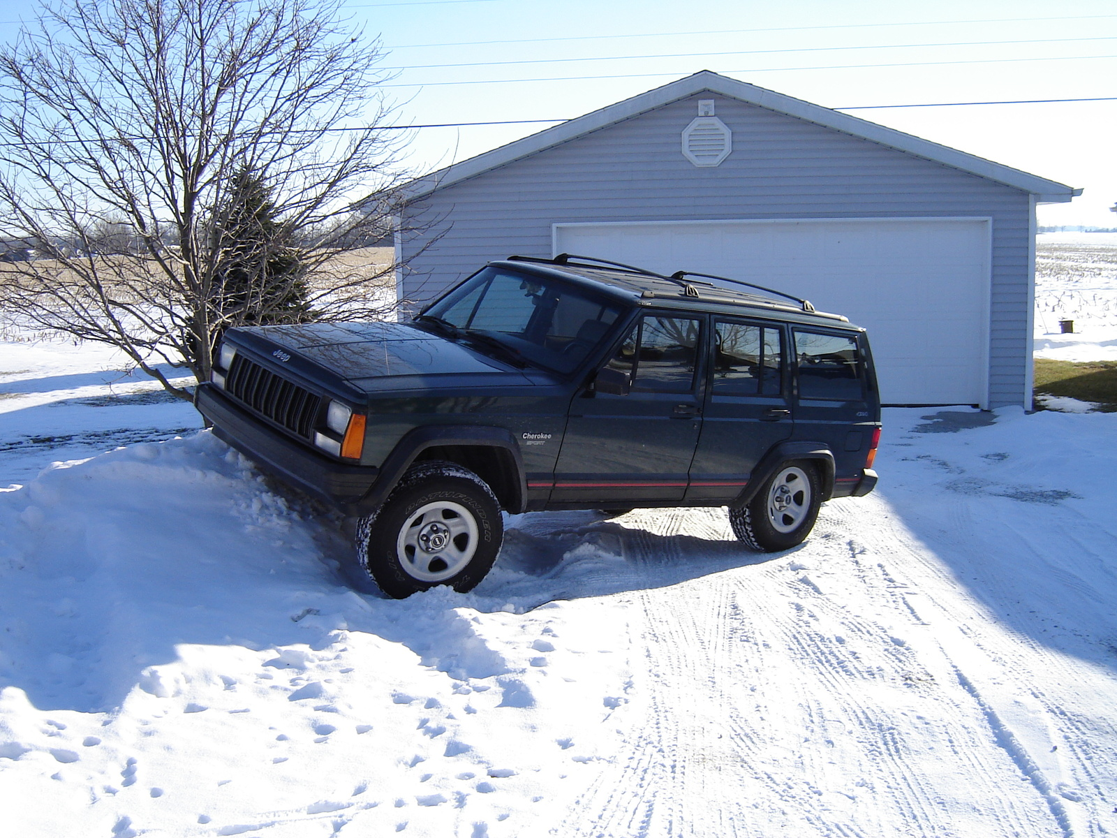 Jeep Cherokee 1994 Photo - 1