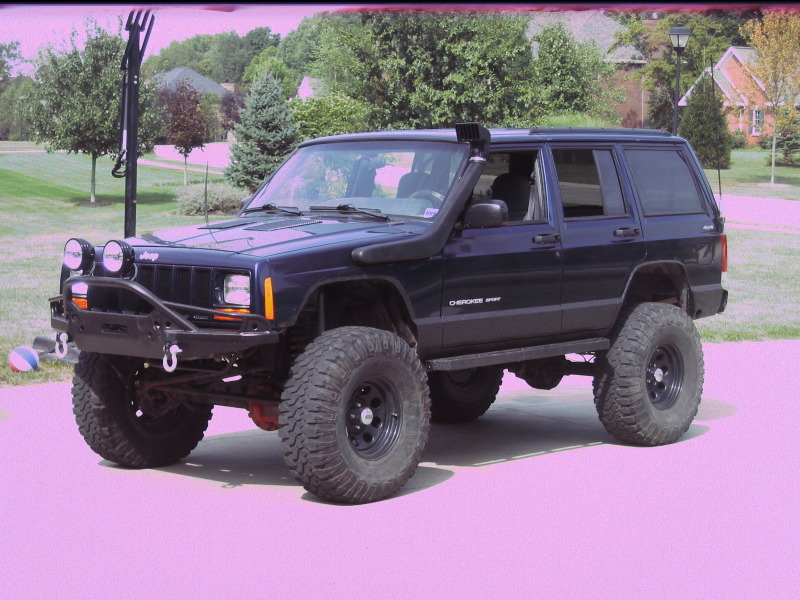 Jeep Cherokee 1997 Photo - 1