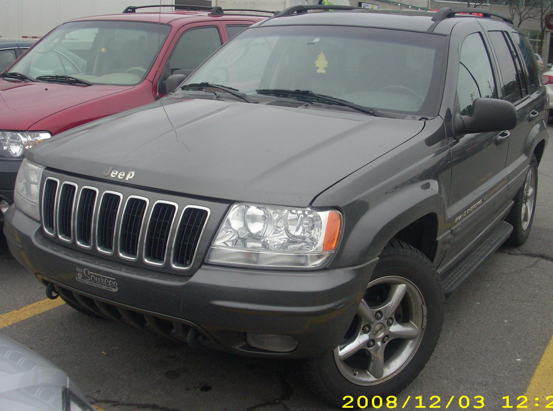 Jeep Cherokee 2004 Photo - 1