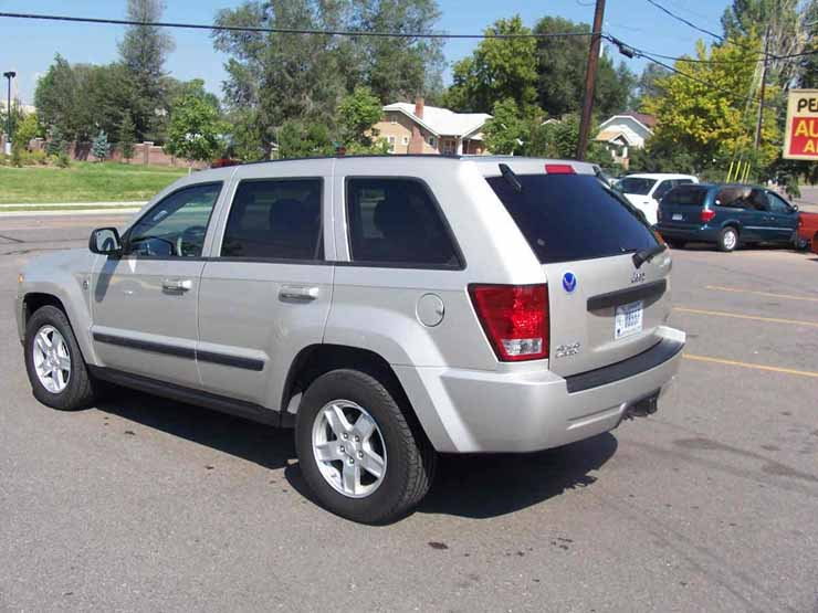 Jeep Cherokee 2007 Photo - 1