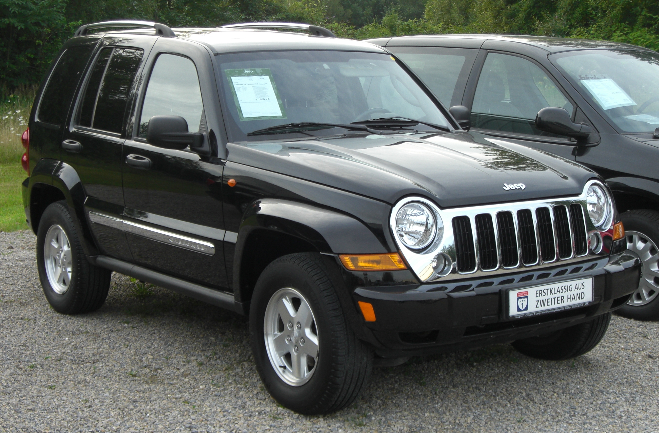 Jeep Cherokee 2008 Photo - 1