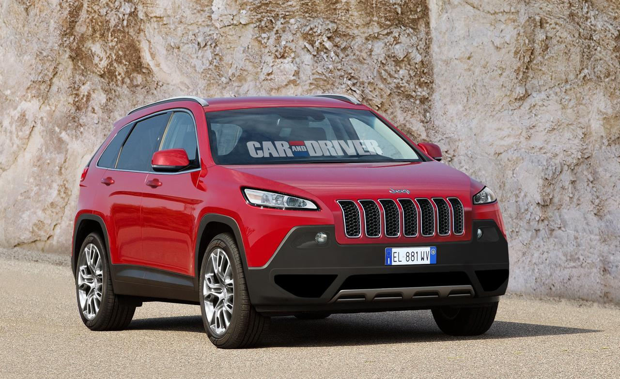 Jeep Cherokee 2015 Photo - 1