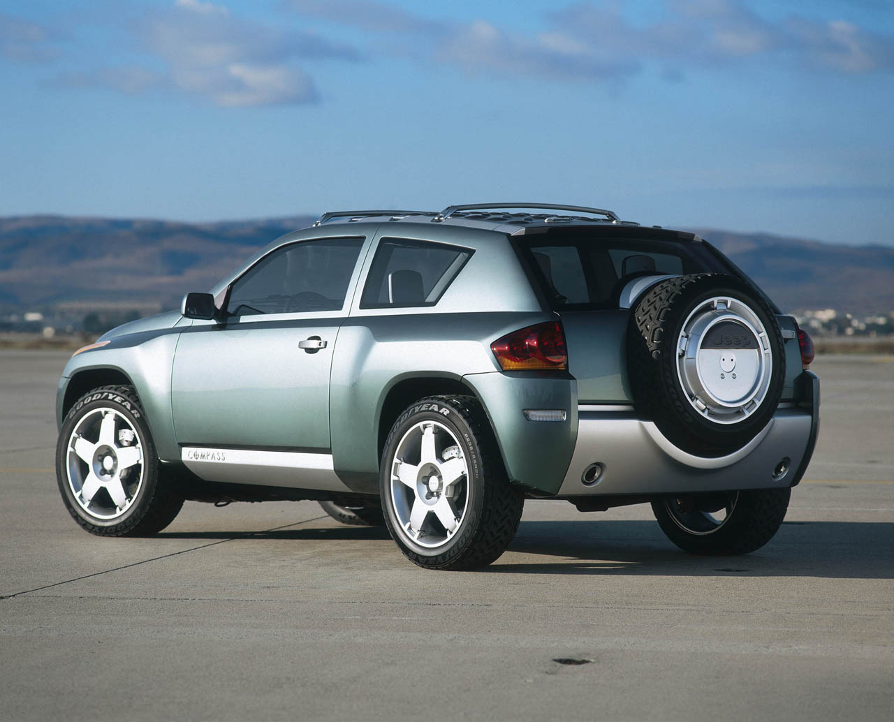 Jeep Compass 2010 Photo - 1