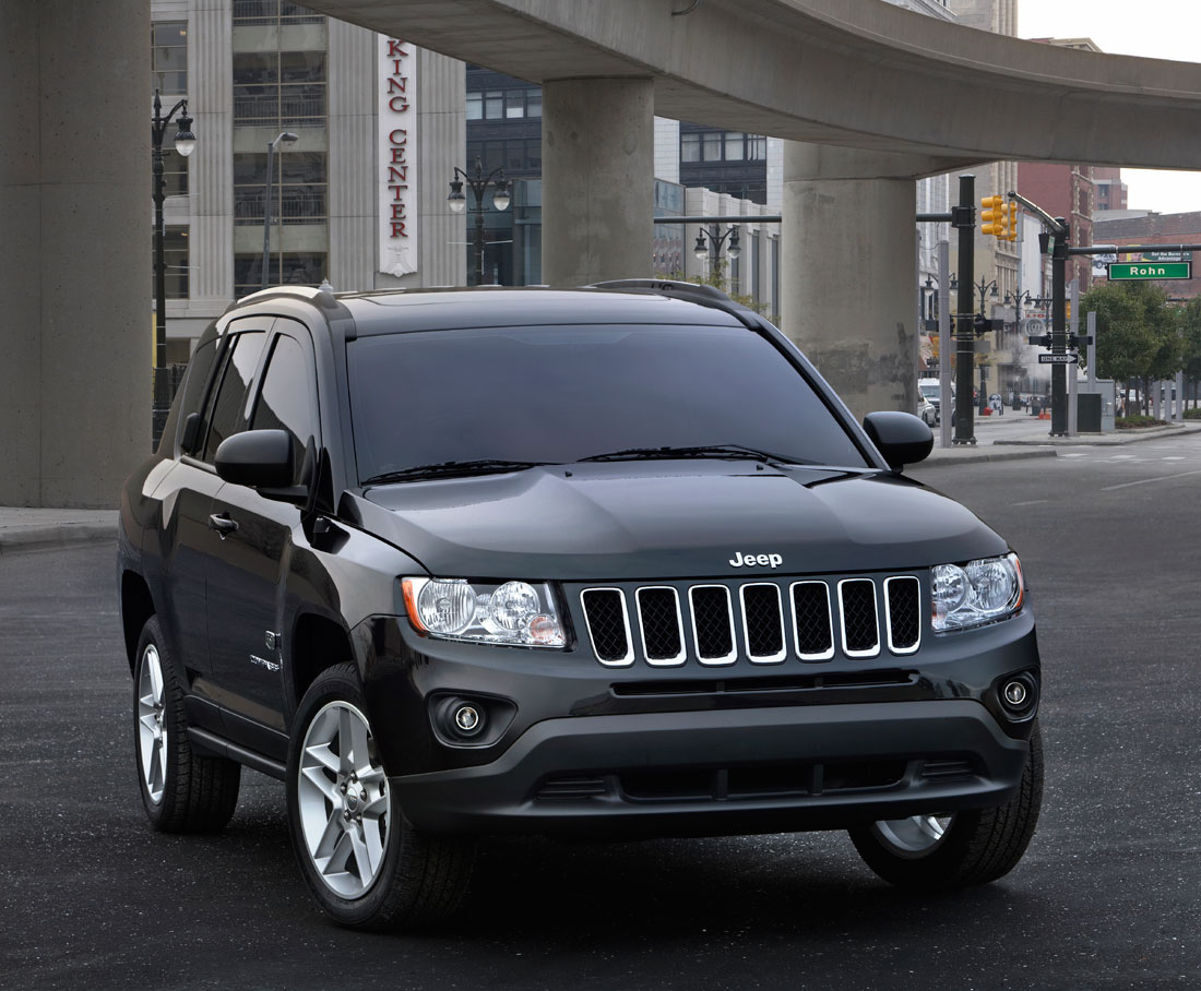 Jeep Compass 2015 Photo - 1