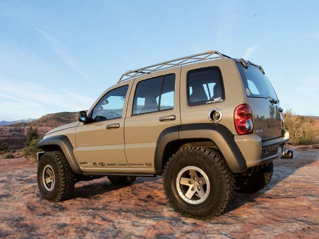Jeep Liberty 2000 Photo - 1