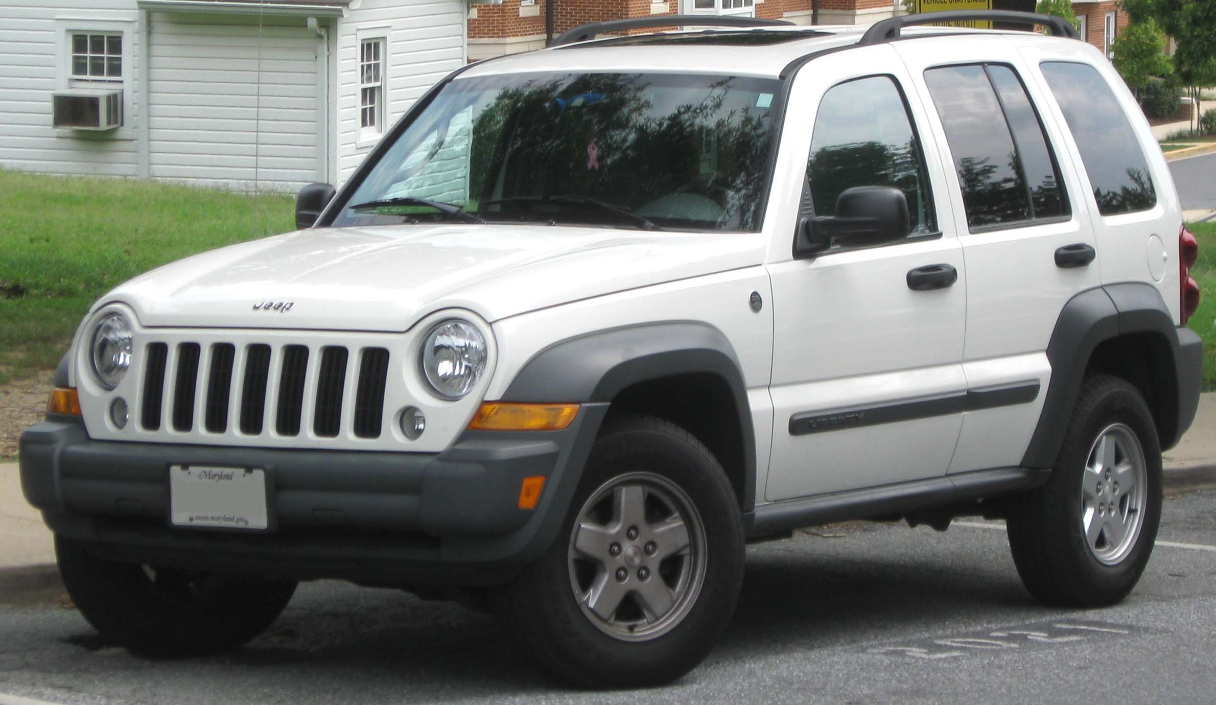 Jeep Liberty 2007 Photo - 1