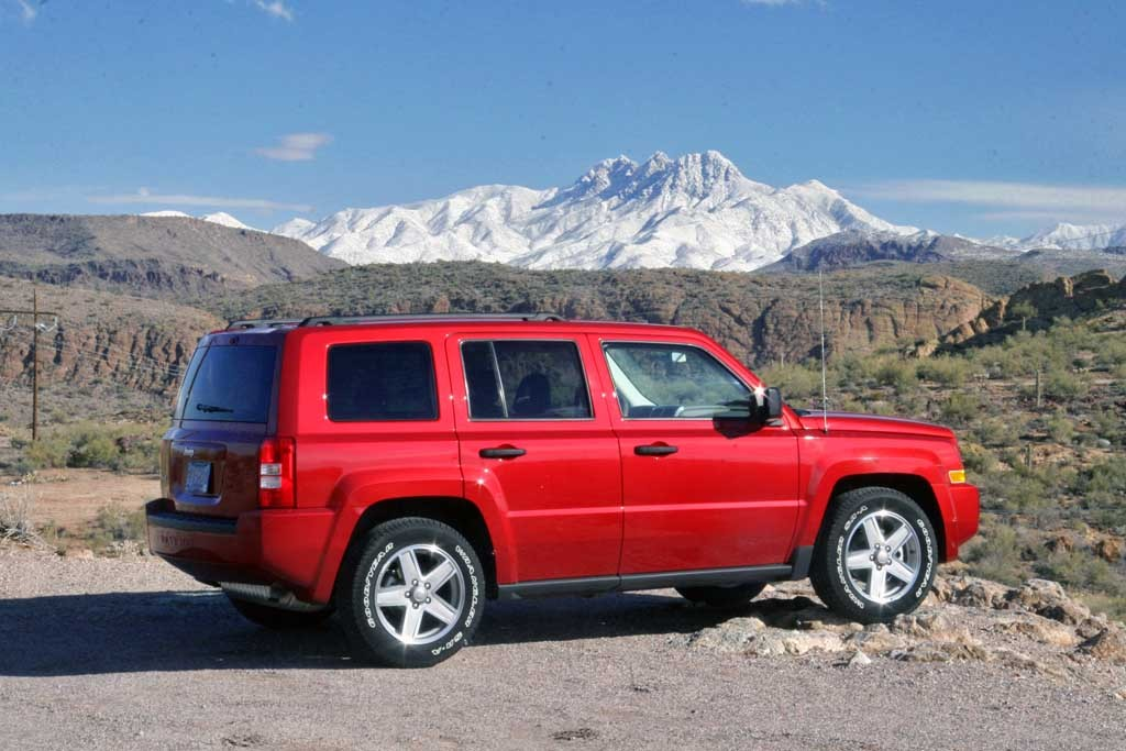 Jeep Patriot 2008 Photo - 1