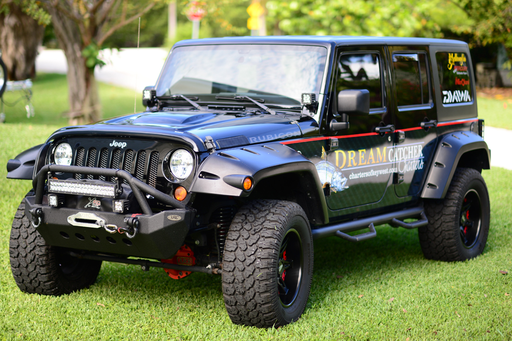 Jeep Rubicon 2003 Photo - 1