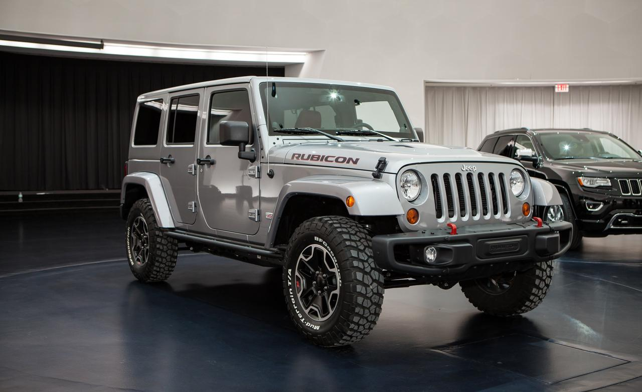 Jeep Rubicon 2014 Photo - 1