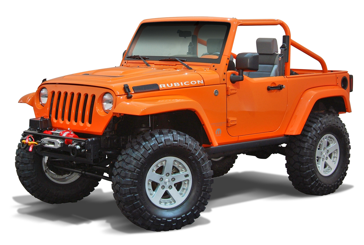 Jeep Rubicon 2015 Photo - 1