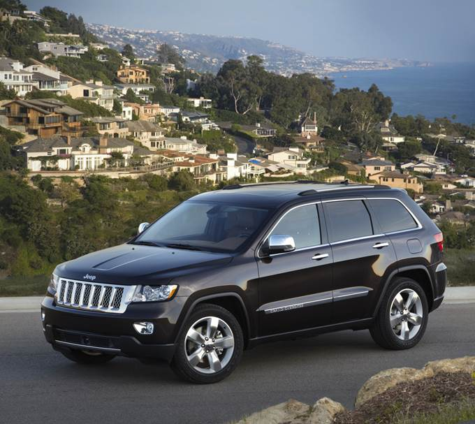 Jeep Wagoneer 2015 Photo - 1