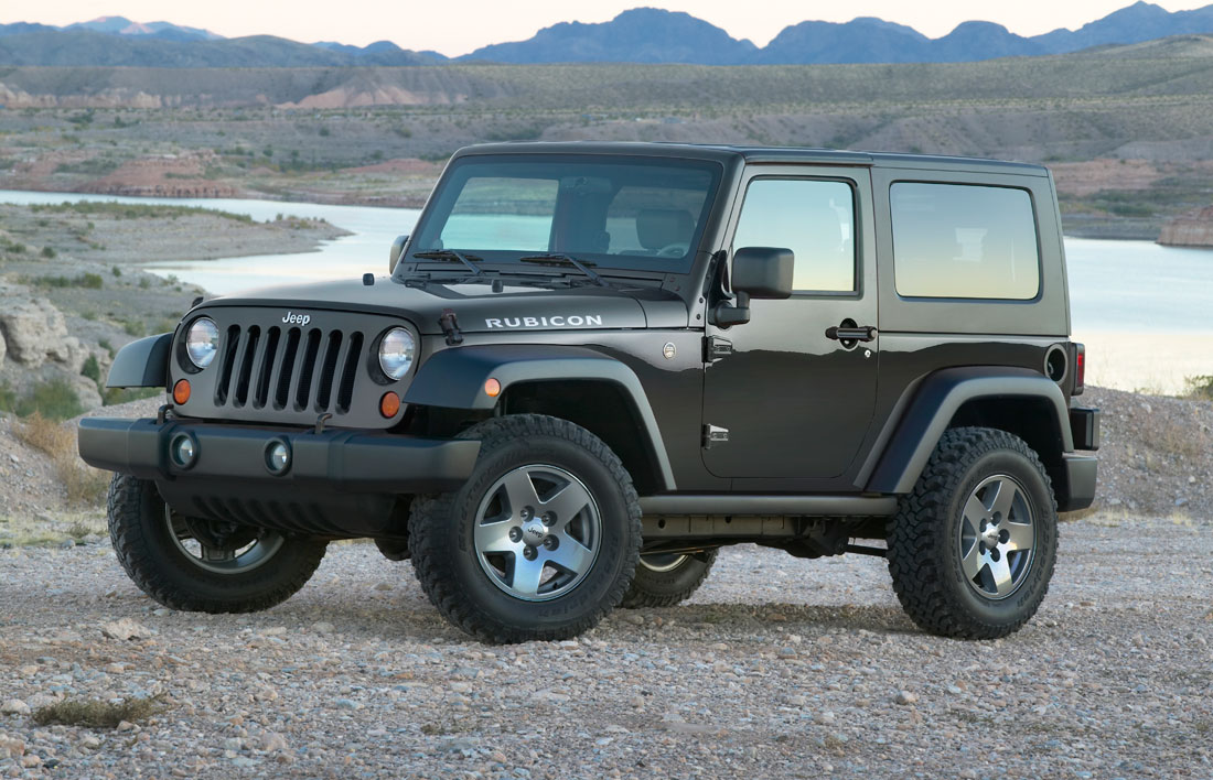 Jeep Wrangler 2010 Photo - 1
