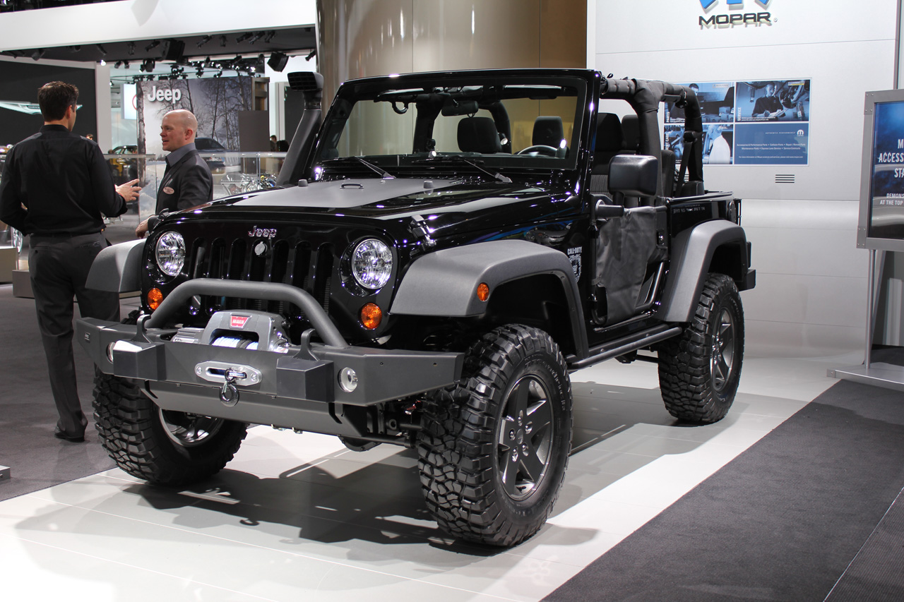 Jeep Wrangler 2012 Photo - 1