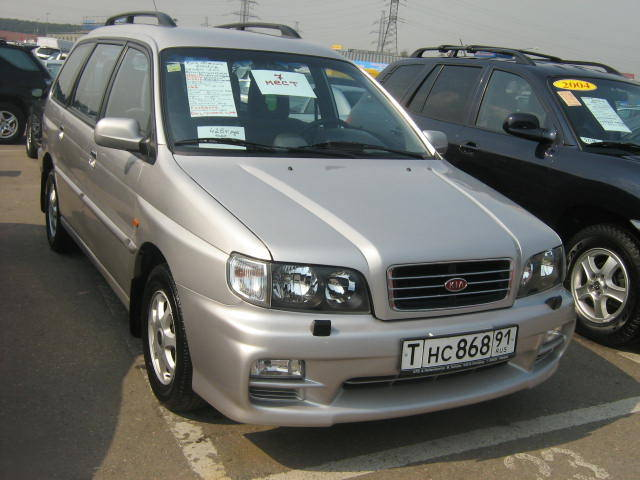 Kia Joice 2000 Photo - 1