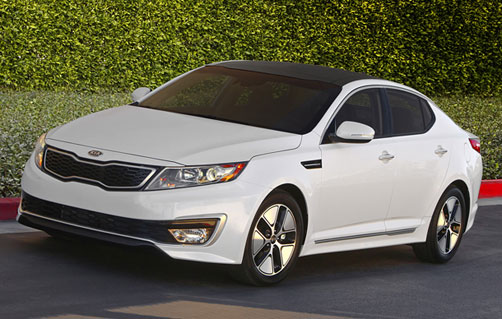 Kia Optima 2011 Photo - 1