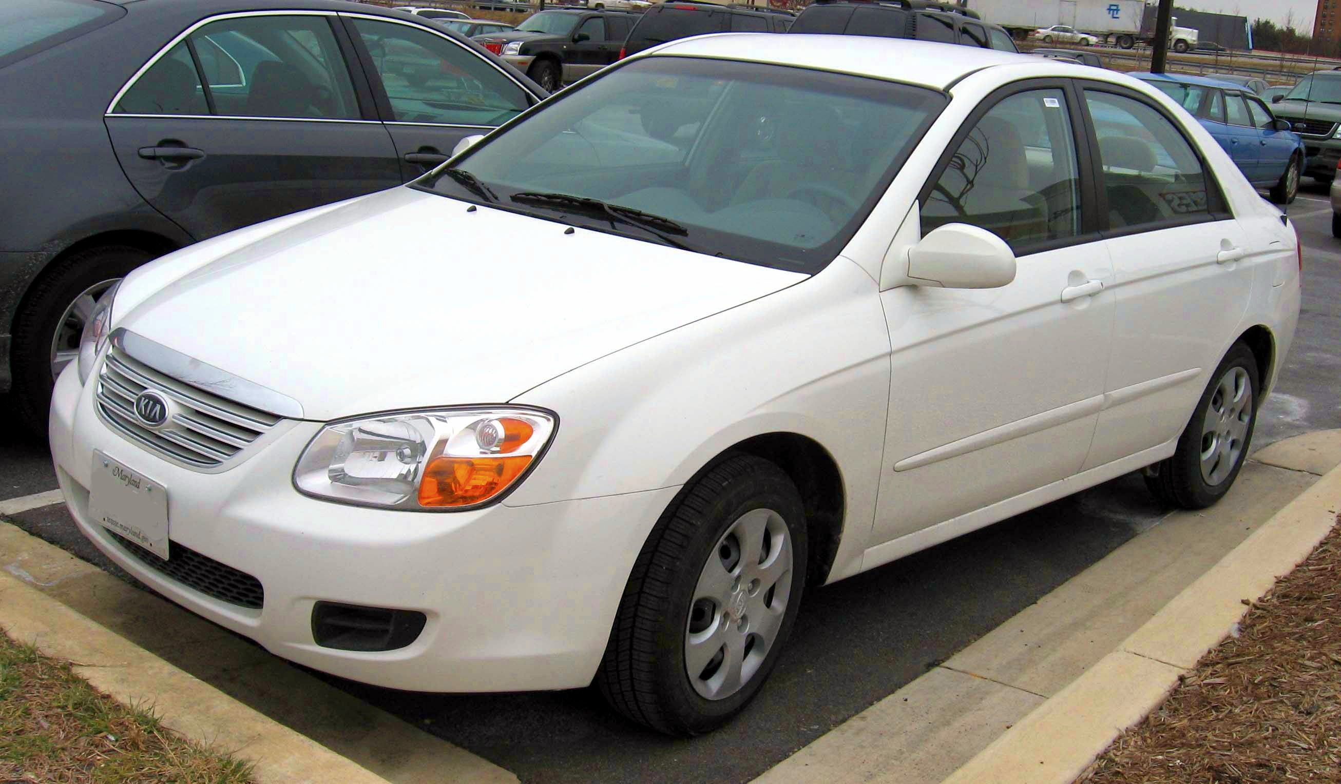 Kia Spectra5 2007 Review Amazing Pictures And Images