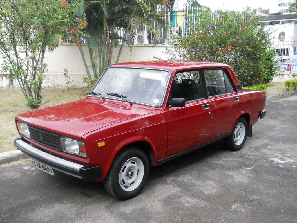 Lada Samara 1991 Review Amazing Pictures And Images