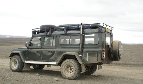 Land Rover Defender 1995 Photo - 1
