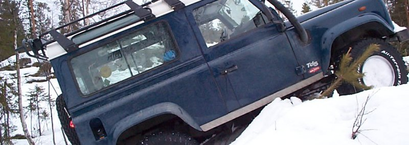 Land Rover Defender 1999 Photo - 1