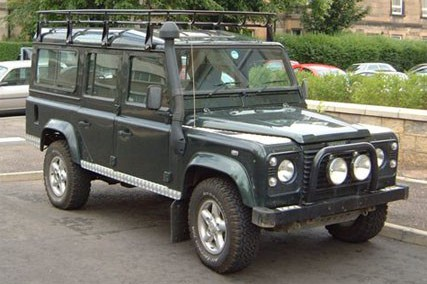 Land Rover Defender 2004 Photo - 1