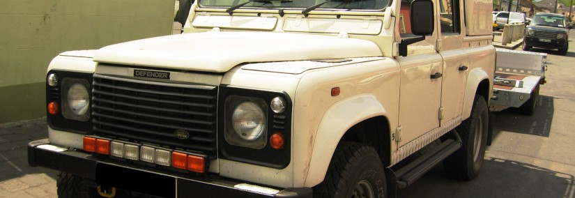 Land Rover Defender 2005 Photo - 1