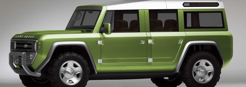 Land Rover Defender 2013 Photo - 1