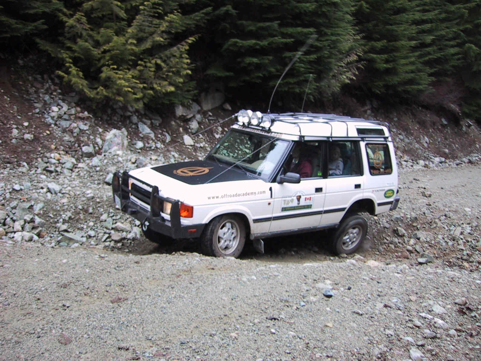 Land Rover Discovery 1995 Photo - 1
