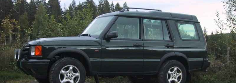 Land Rover Discovery 2000 Photo - 1