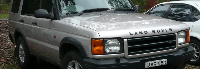 Land Rover Discovery 2002 Photo - 1