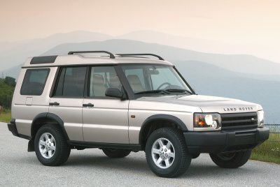 Land Rover Discovery 2003 Photo - 1