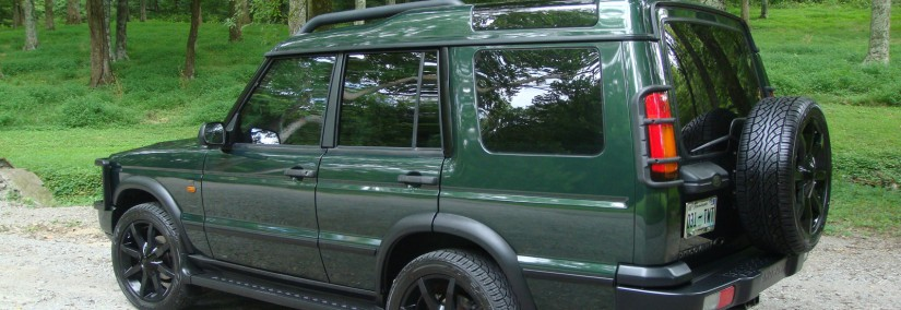 Land Rover Discovery 2004 Photo - 1