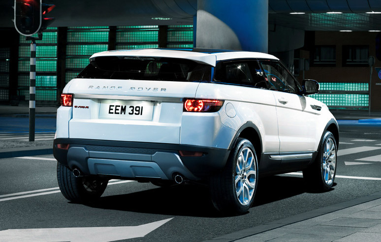 Land Rover Evoque 2011 Photo - 1