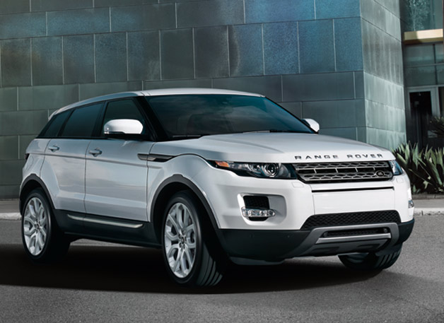 Land Rover Evoque 2013 Photo - 1