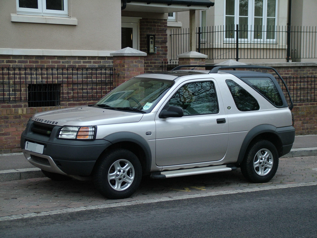 Land Rover Freelander 1999 Photo - 1