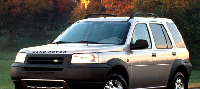 Land Rover Freelander 2001 Photo - 1