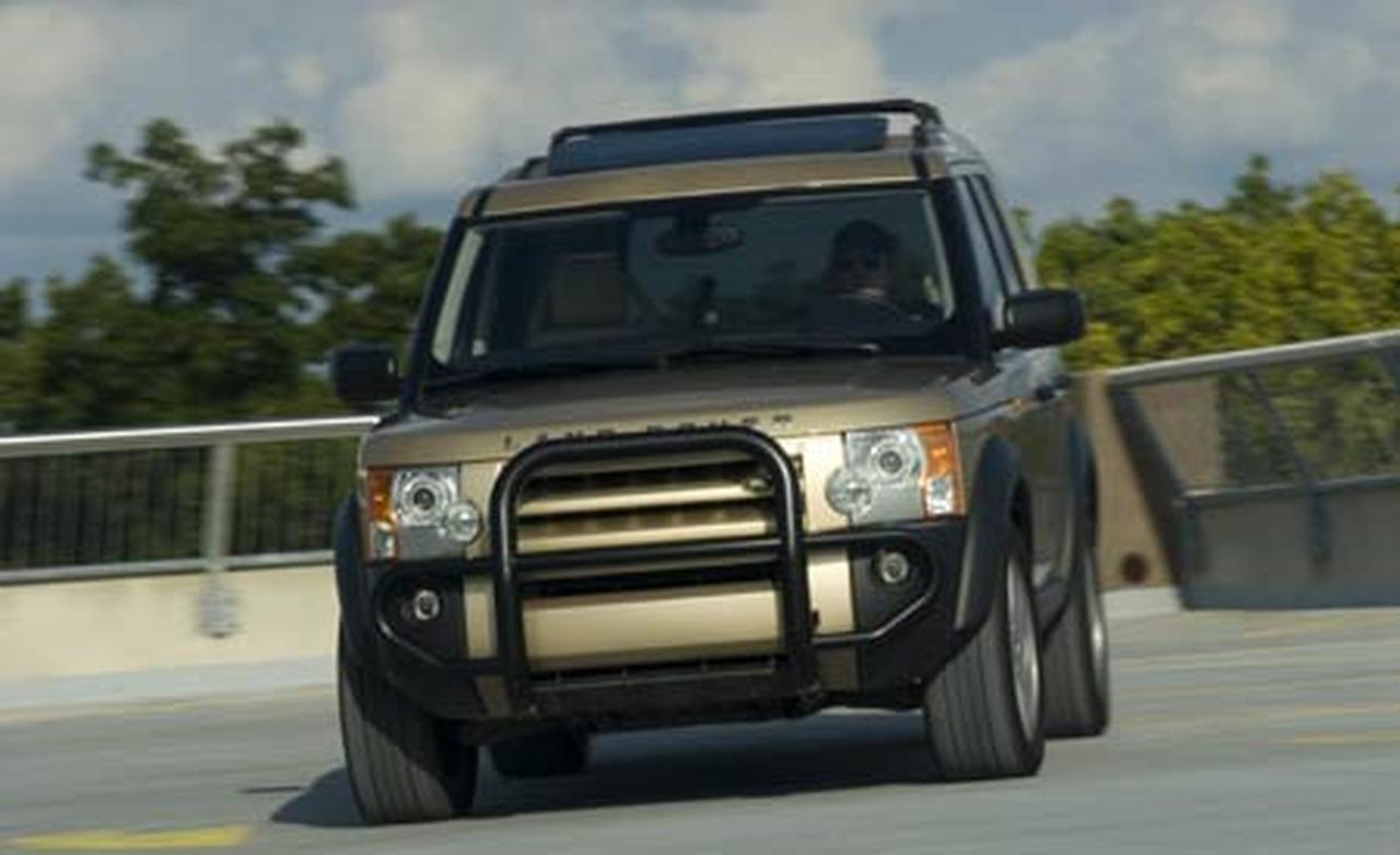 Land Rover LR3 2015 Photo - 1