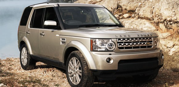 Land Rover LR4 2012 Photo - 1