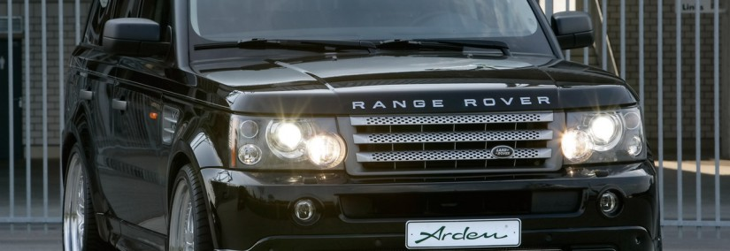 Land Rover Range Rover 2008 Photo - 1