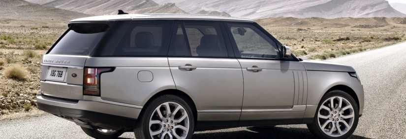 Land Rover Range Rover 2013 Photo - 1