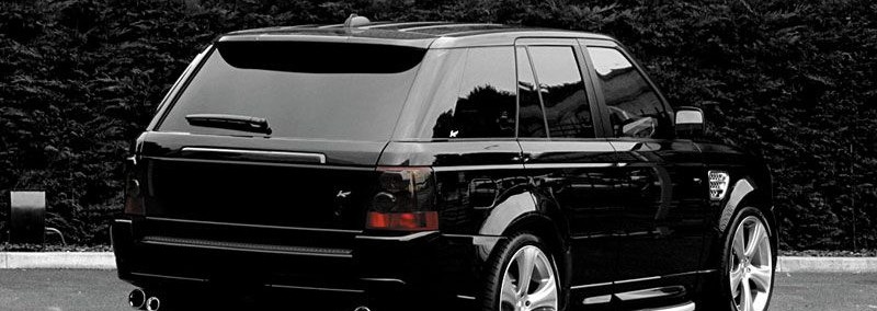 Land Rover Sport 2008 Photo - 1