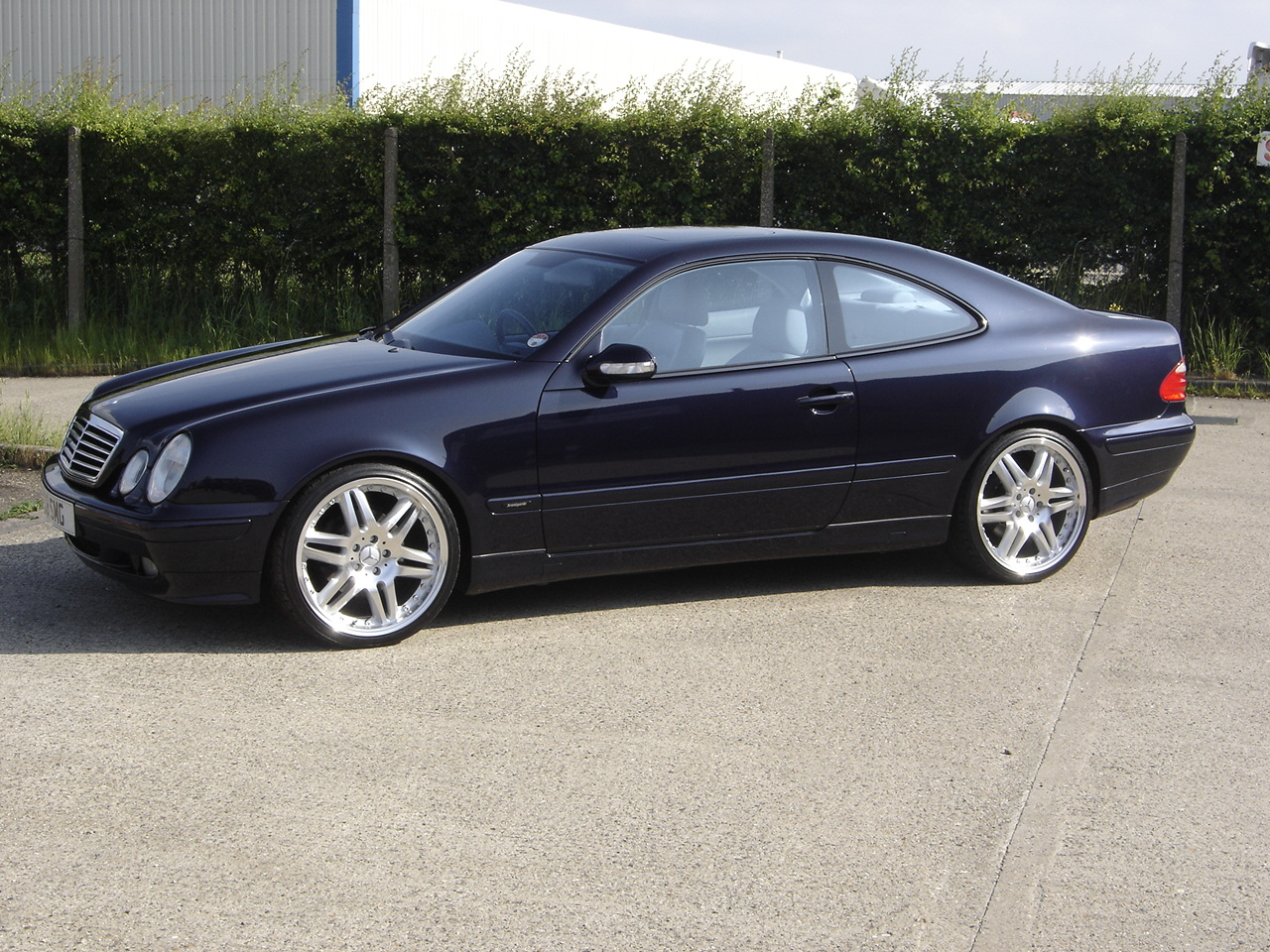 Mercedes Benz C320 2002 Review Amazing Pictures And