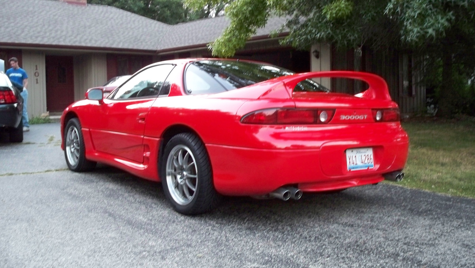 Mitsubishi 3000gt 1998 Review Amazing Pictures And