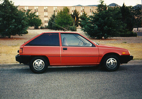 Mitsubishi Colt 1986 Review Amazing Pictures And Images Look At The Car